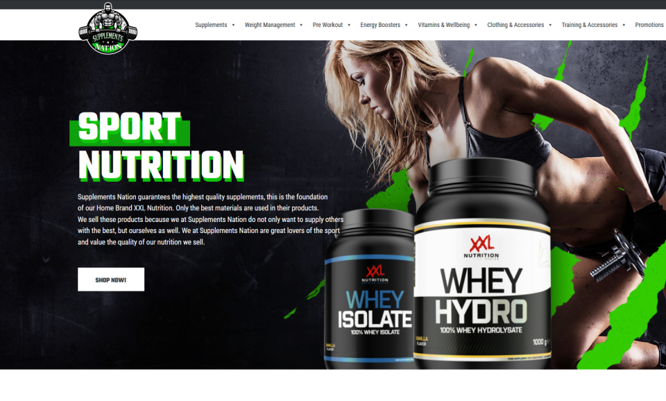 Supplements Nation